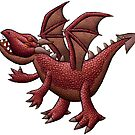 Red Dragon by mikelevett