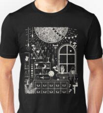 Camiseta ajustada Altar de la Luna