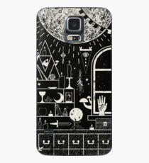 Mondaltar Hülle & Klebefolie für Samsung Galaxy
