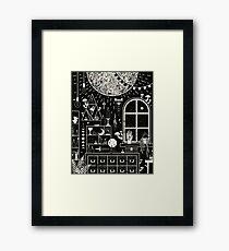 Moon Altar Framed Print