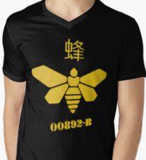 Bee Methylamine Men's V-Neck T-Shirt