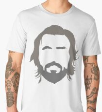 Andrea Pirlo - THE BEARD Men's Premium T-Shirt