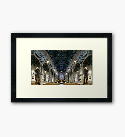 St. Michael's Cathedral Framed Print