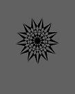 Trippy Star by Denis Marsili