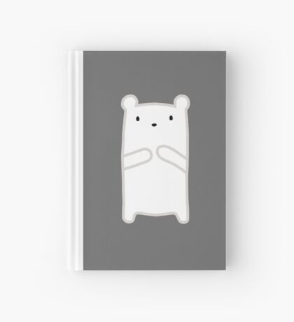 Polar Bear Hardcover Journal