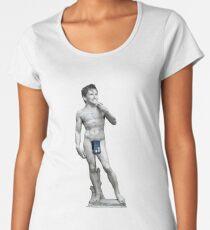 The David... Tennant Women's Premium T-Shirt