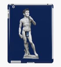 The David... Tennant iPad Case/Skin