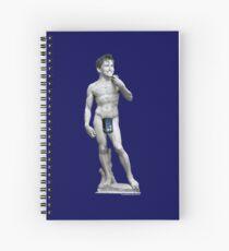 The David... Tennant Spiral Notebook