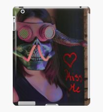 Kiss Me ~ Gimme Some Sugar, Baby iPad Case/Skin