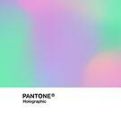«HIPAB - Antecedentes estéticos holográficos iridiscentes Pantone pt 2» de heathaze