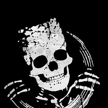 Funny Skull by ddtk