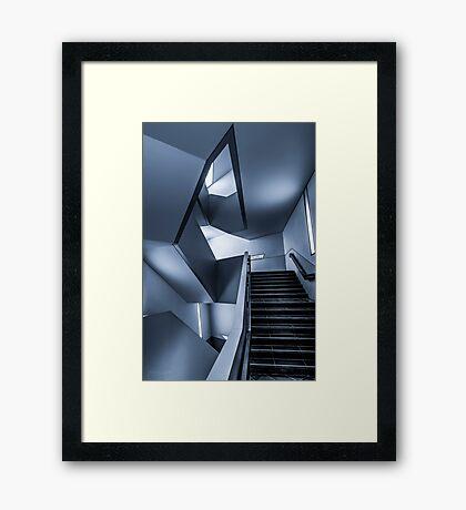 Stairs of Wonder 3 Framed Print