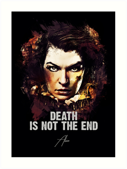 Death Is Not The End - ALICE by Naumovski