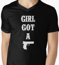 GIRL GOT A GUN - Tokio Hotel T-Shirt