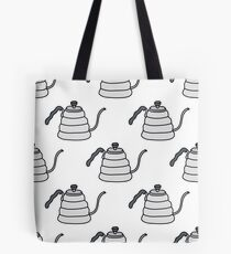 kettle for coffee Tote Bag