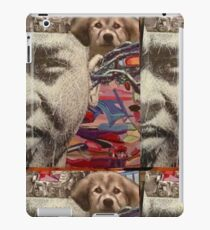 magazine art collage  iPad Case/Skin