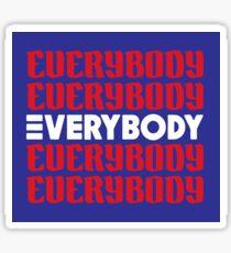 Everybody Sticker