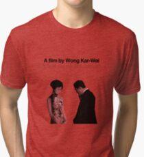IN THE MOOD FOR LOVE // WONG KAR-WAI Tri-blend T-Shirt