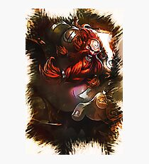 League of Legends GRAGAS Photographic Print