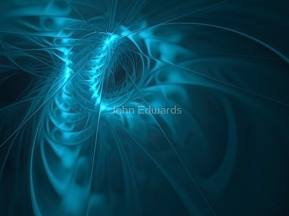 Fractal spine by John Edwards