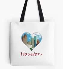 I Heart Houston Tote Bag