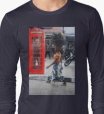 British Telephone Box on Awolowo Road T-Shirt