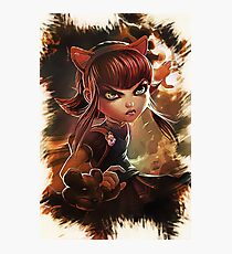 League of Legends ANNIE Photographic Print