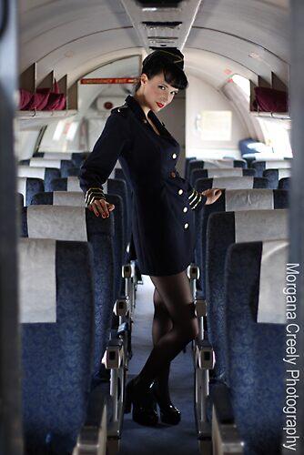 Samantha Doll Airline Hostess by Samantha Doll