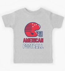 American Football Sports Kids Clothes