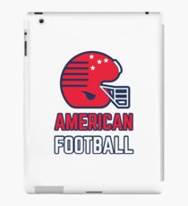 American Football Sports iPad Case/Skin