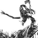 Ballerina 01 von froileinjuno