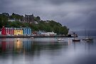 Late Evening in Tobermory Harbour by Kasia-D