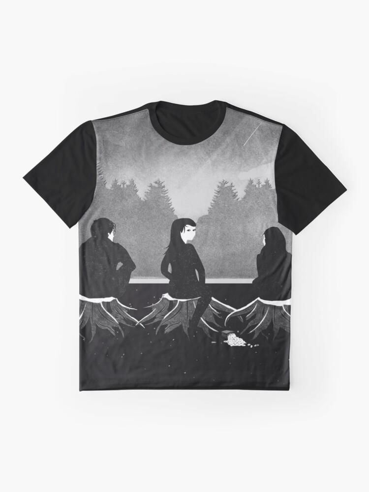 Alternative Ansicht von For your Pleasure Grafik T-Shirt