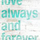 Love always and forever by stymchak