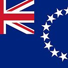 Cook Islands Flag Products by Mark Podger