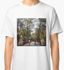 Pastry Sellers in Rittenhouse Square Classic T-Shirt
