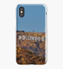 Hollywood iPhone Case/Skin