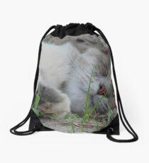 Dusty Drawstring Bag