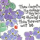 Great is Thy Faithfulness 2 by dosankodebbie