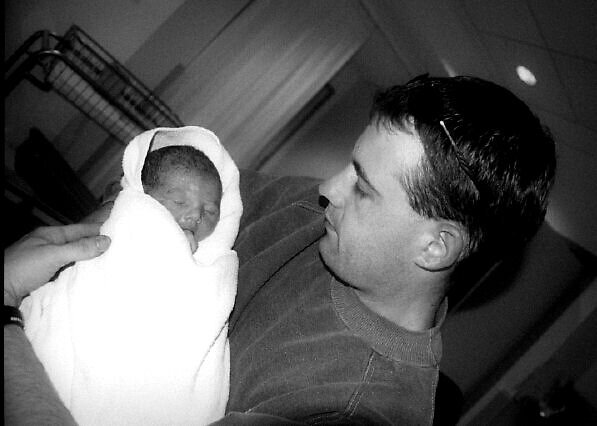 proud new dad... by partyofive
