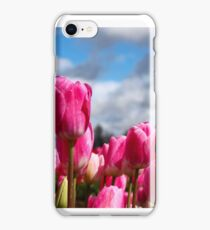 Bold Tulips iPhone Case/Skin
