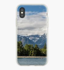 Baker Lake iPhone Case