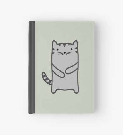 Cat Hardcover Journal