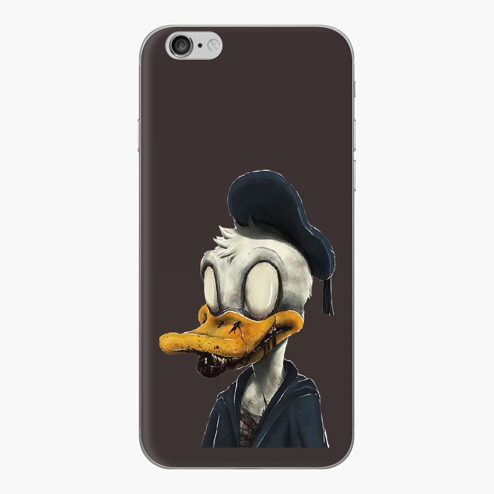 Donald zombie duck Vinilo para iPhone