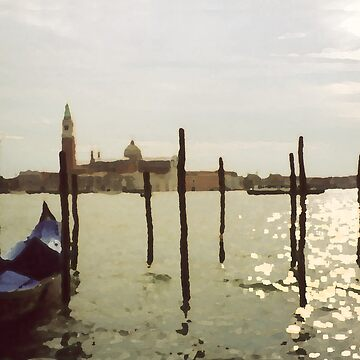 Reflection in Venice by stevenhope