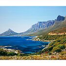 Twelve Apostles Cape Town South Africa by defineart