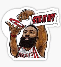 The Beard Chef Cooking 13 Stir It Up Sticker