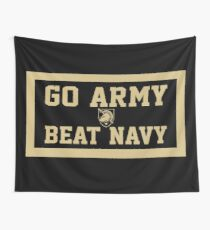 Go Army Beat Navy  Wall Tapestry