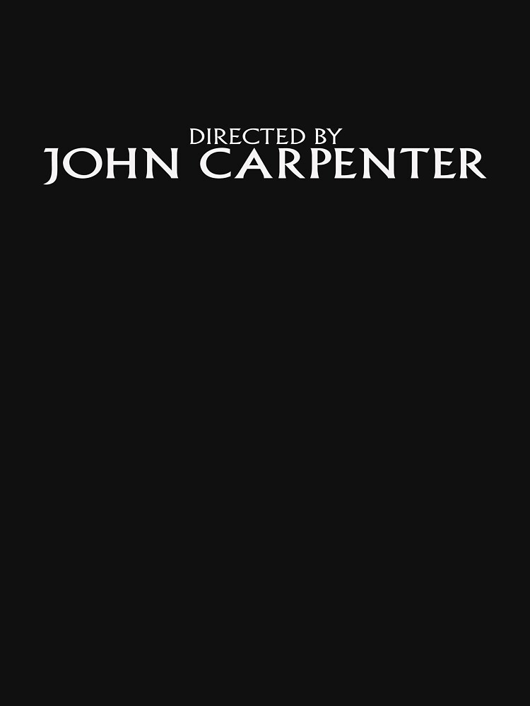 The Thing   Directed by John Carpenter by directees