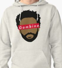 Childish Gambino Sign Pullover Hoodie
